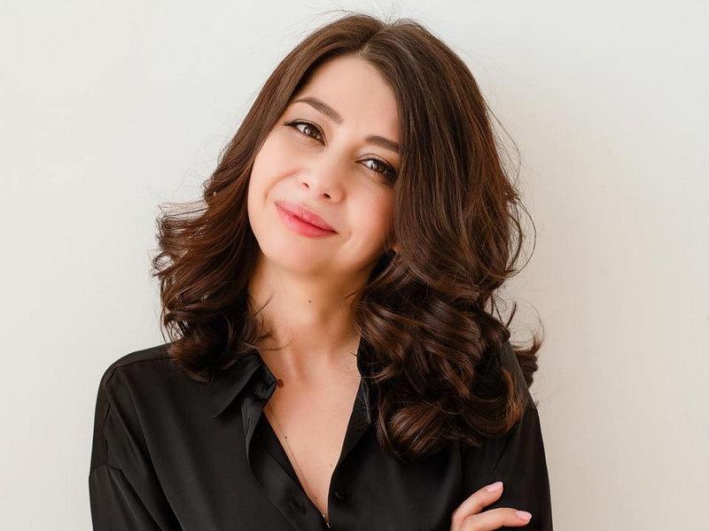 Айна Магомедова