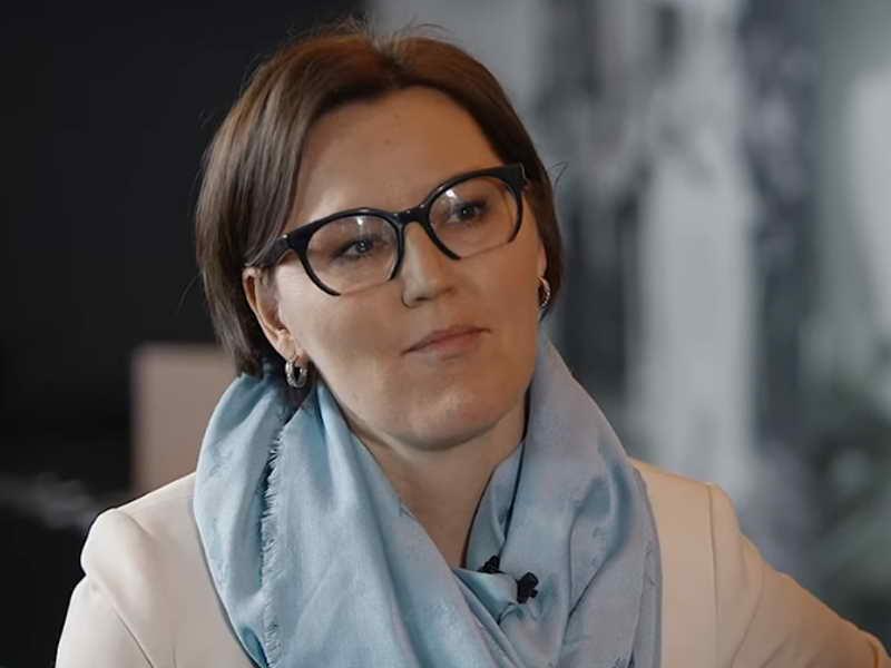 Ольга Акимова: Управление конгресс-отелем в аэропорту.